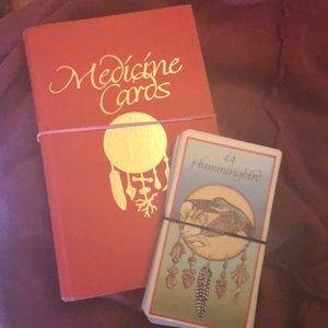 Medicine Card Taro Deck